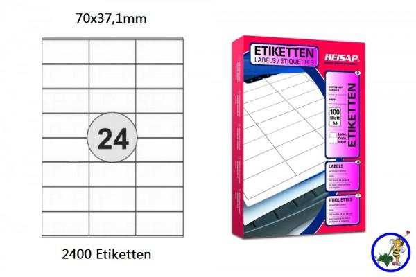 Druckerlabel HEI011