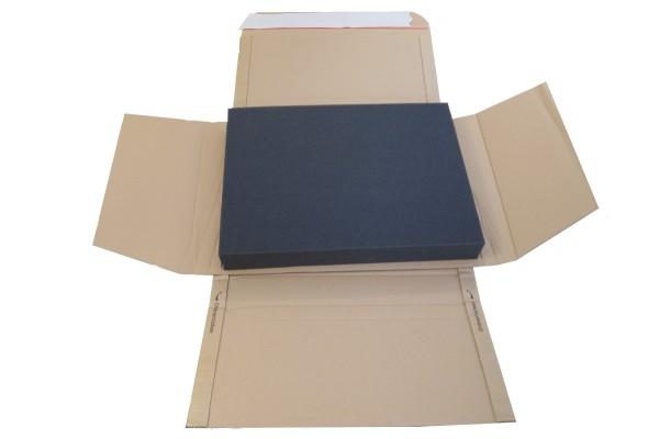 Buchverpackungen XPack 4