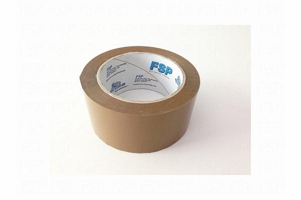 Packbiene® Premium Klebeband 50mm x 66m Braun, KB-PBPB
