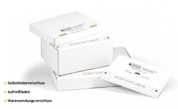 Maxibriefverpackung PBA4-W