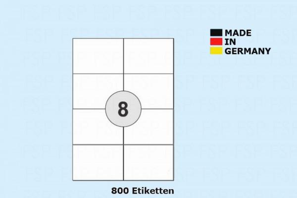 Drucker-Label HEI023