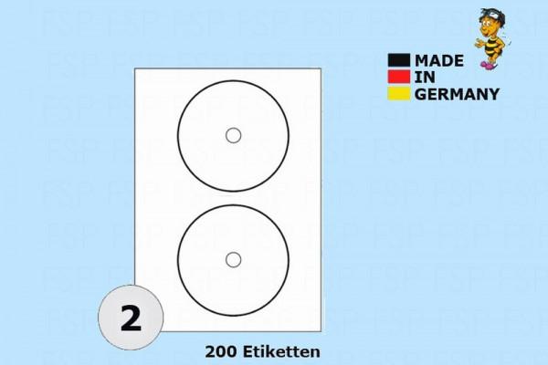 CD-Druckeretiketten HEI029