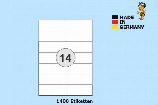 Druckerlabel HEI017