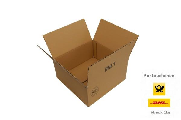Faltkarton Packbiene® DHL1 FEFCO 0201