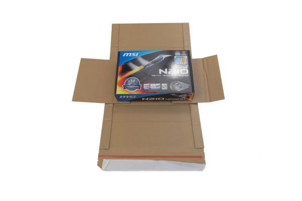 Buchverpackungen Xpack2