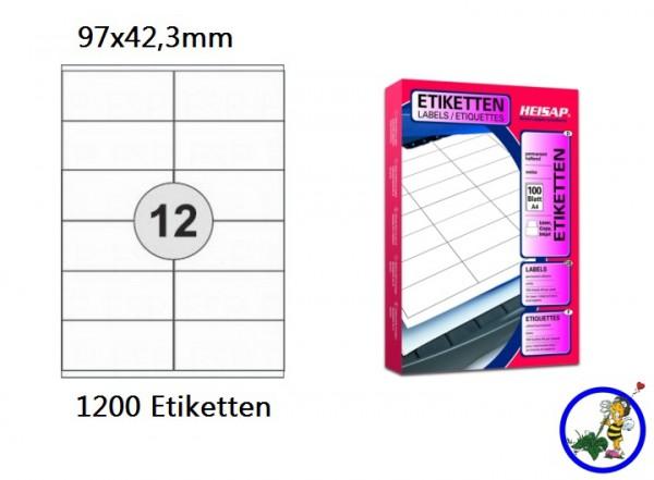 Druckerlabel HEI015